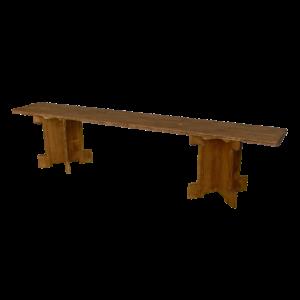 banc en bois - Wood Stock Réception - Gers - Sud Ouest