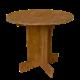 vente et location table bistrot ronde en bois - Wood Stock Réception - Gers - Sud Ouest