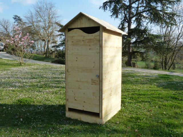 location toilettes sèches - Wood Stock Réception - Gers - Sud Ouest