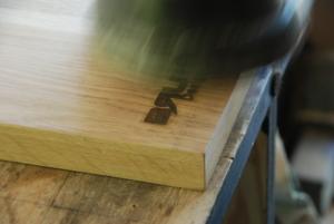 gravure sur bois ©BrutDesign - Wood Stock Réception - Gers - Sud Ouest